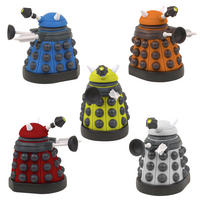 Doctor Who 6.5 Inch Collectible Vinyl Figures - Daleks
