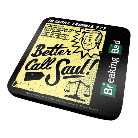 Breaking Bad Better Call Saul Coaster