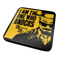 Breaking Bad I Am The One Who Knocks Coaster