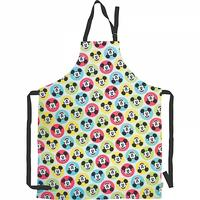 Mickey Mouse Spotty Cotton Apron