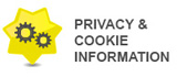 Privacy & Cookie Information