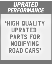 Peugeot Uprated Performance Parts