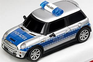 61089 carrera go mini cooper s polizei police car slot. Black Bedroom Furniture Sets. Home Design Ideas