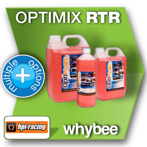 OPTIFUEL OPTIMIX NITRO RTR R/C CAR FUEL MIX 16% 20% 25% in 1, 2.5 or 5 LITRES