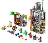 79103 LEGO Turtle Lair Attack Ninja Turtles Ages 6-12 / 488 Pieces