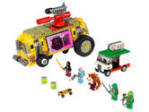 79104 LEGO The Shellraiser Street Chase Ninja Turtles Age 7-14 / 657 Pieces