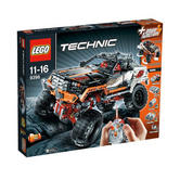 9398 LEGO 4X4 Crawler Technic Ages 11-16 / 1327 Pieces