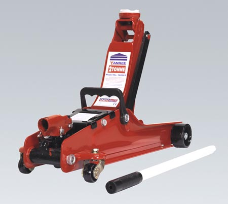 1020LE Sealey Trolley Jack 2 Tonne Low Entry Preview