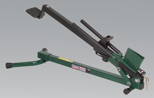 LS450H Sealey Log Splitter Foot Operated - Horizontal Log Splitters Preview
