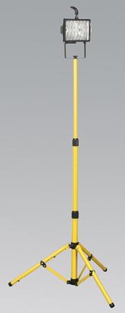 Ml500X Sealey Telescopic Tungsten/Halogen Floodlight 400W/230V Class C Preview