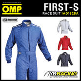 OMP FIRST-S ENTRY LEVEL RACE SUIT