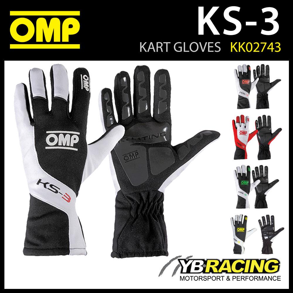 KK02743 OMP KS-3 KART GLOVES