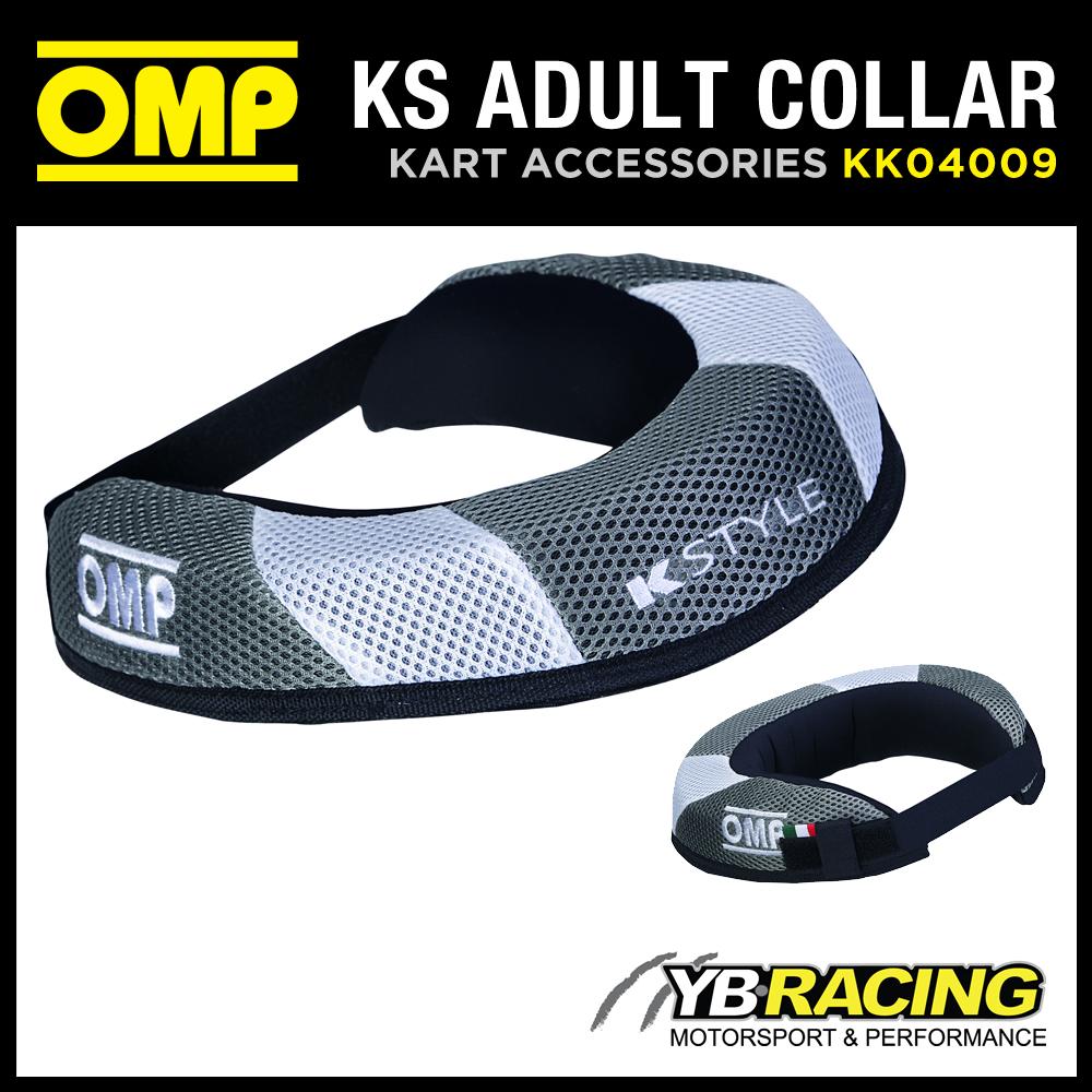 KK04009 OMP K-STYLE NECK SUPPORT COLLAR