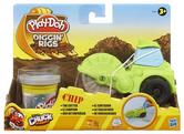Play-Doh Tool Crew Diggin' Rigs Chip The Cutter + 1 Pot Of Play-Doh Hasbro 49494 Thumbnail 1