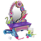Play-Doh Doh Vinci Style & Store Vanity Complete Design Kit! Design In 3D A7197 Thumbnail 2