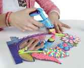Play-Doh Doh Vinci Style & Store Vanity Complete Design Kit! Design In 3D A7197 Thumbnail 3
