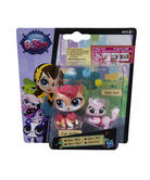 Littlest Pet Shop Pawsabilities Deco Bits Sugar Sprinkles And Ripley Davis A8428