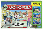 My Monopoly Game Set Make Your Own Game Brand New Customisable Set Hasbro A8595