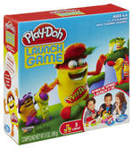 Play-Doh Launch Game Brand New Set Launching Play-Doh! + 3 Tubs Hasbro A8752 New