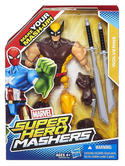 Marvel Super Hero Mashers Wolverine Figure Mash Up Your Heroes! Hasbro A8856 New