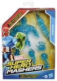 Marvel Super Hero Mashers Iceman! Mash Up Your Heroes! Hasbro A8900 Brand New