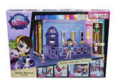Littlest Pet Shop Blythe Bedroom Play Set 95+ Pieces Design & Style Hasbro A9479