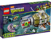 79121 LEGO Turtle Sub Undersea Chase Ninja Turtles Age 6-12 / 684 Pieces / 2014