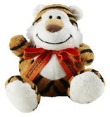 NEW! 2014 SAHARA FORCE INDIA F1 TEAM TIGER SOFT TOY TEDDY MASCOT for KIDS