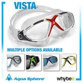 Aqua Sphere Vista Mens Swimming Mask Anti-Fog Professional Sport Swim Mask