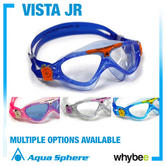 Aqua Sphere Vista Junior Youth Swimming Goggles & Masks Childrens Swim Goggles
