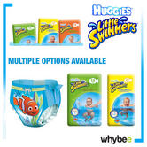 1 X Huggies Little Swimmers Infant Baby Toddler Disposable Swim Pants Single