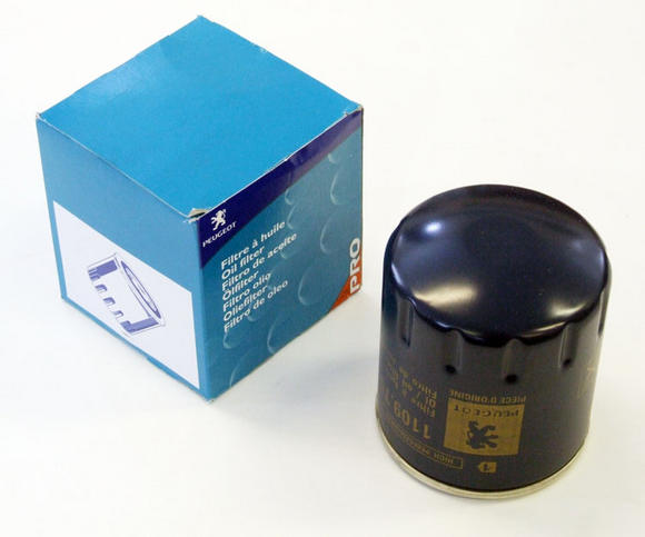Peugeot 106 Oil Filter to fit all 106 models 1999 onwards inc GTi QUIKSILVER Thumbnail 2