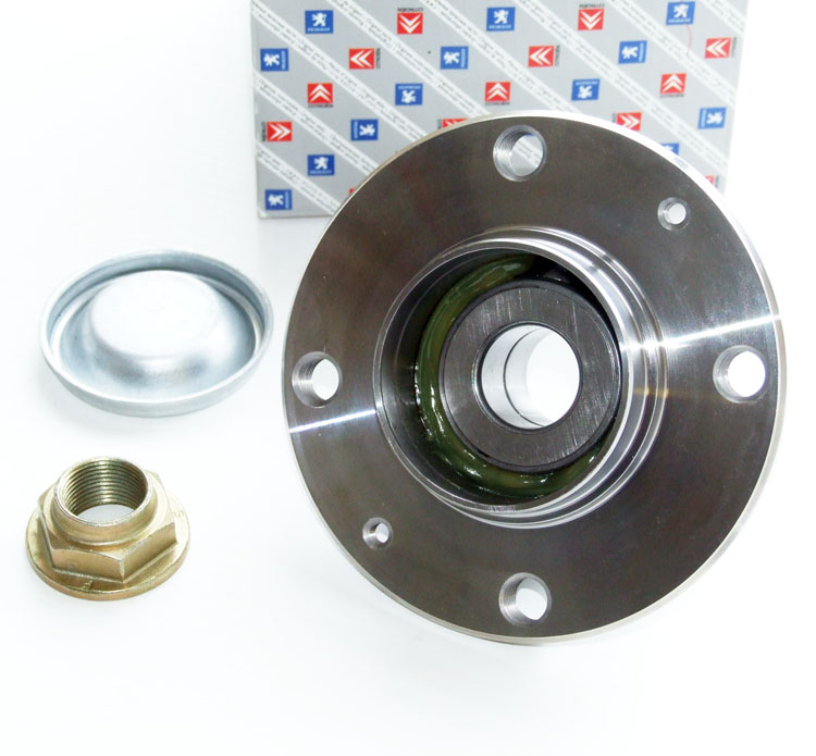 Peugeot 106 Rear Wheel Hub 106 Rallye Gti Non Abs New Genuine Peugeot Part Hubs Amp Bearings