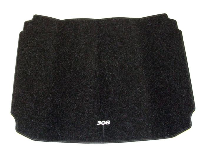 PEUGEOT 308 BOOT AREA CARPET MAT [Hatchback] 1.6 2.0 PETROL & DIESEL NEW!