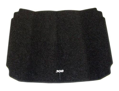 PEUGEOT 308 BOOT AREA CARPET MAT [Hatchback] 1.6 2.0 PETROL & DIESEL NEW! Thumbnail 1