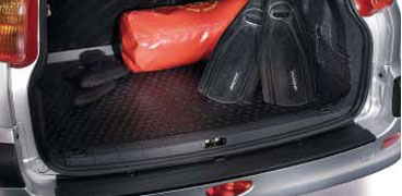 Peugeot 206 Boot Tray Sw Sports Wagon Genuine Peugeot