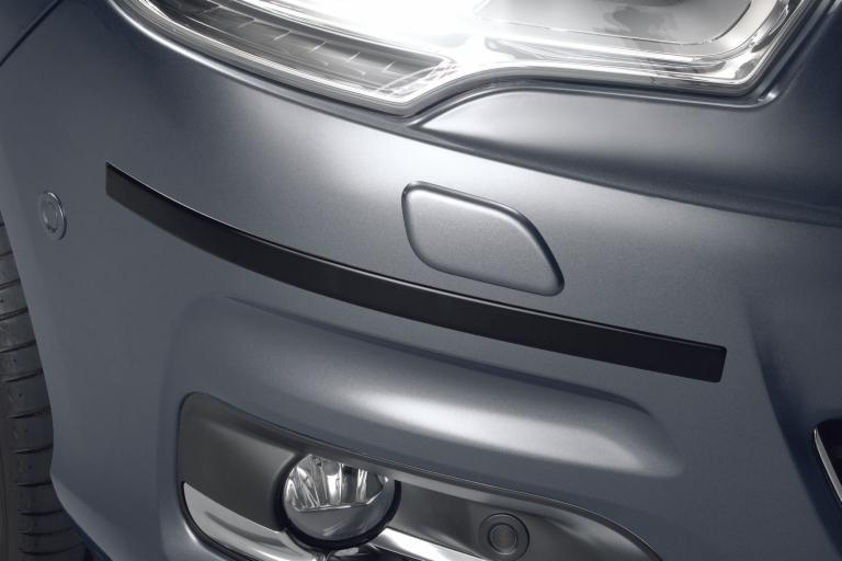 PEUGEOT 308 BUMPER RUBBING STRIPS BLACK [Fits all 308 models] 1.4 1.6 TURBO HDI