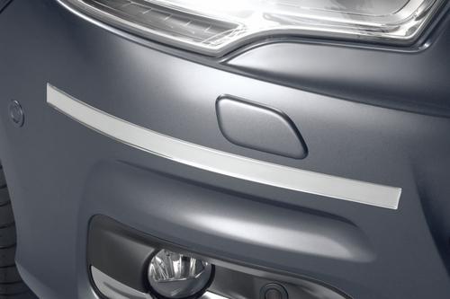PEUGEOT 308 BUMPER RUBBING STRIPS CHROME [all 308 models] 1.4 1.6 TURBO HDI Thumbnail 1