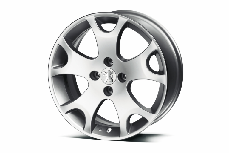 """PEUGEOT 207 EVEANYS 17"""" ALLOY WHEEL [Fits all 207 models] GT GTI RC THP TURBO"""