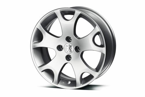"PEUGEOT 207 EVEANYS 17"" ALLOY WHEEL [Fits all 207 models] GT GTI RC THP TURBO Thumbnail 1"