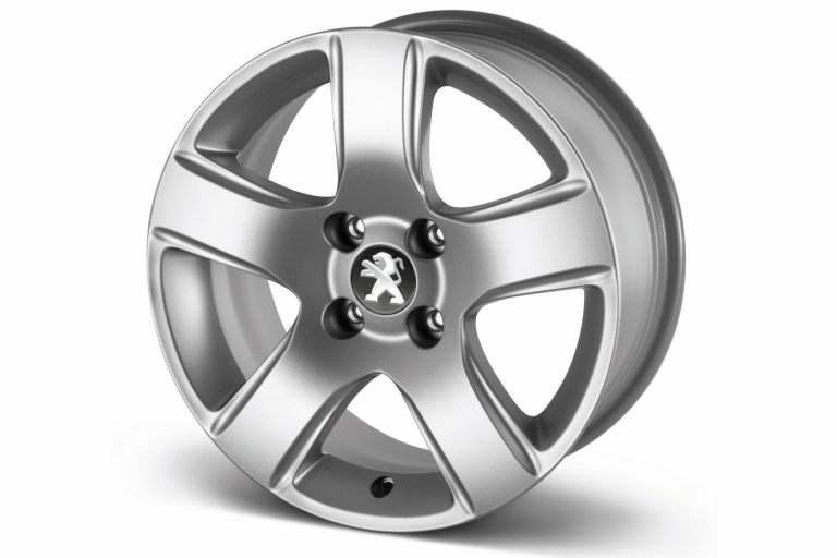 "PEUGEOT 3008 ISARA 16"" ALLOY WHEEL [Fits all 3008 models] 1.6 THP 2.0 HDI NEW!"