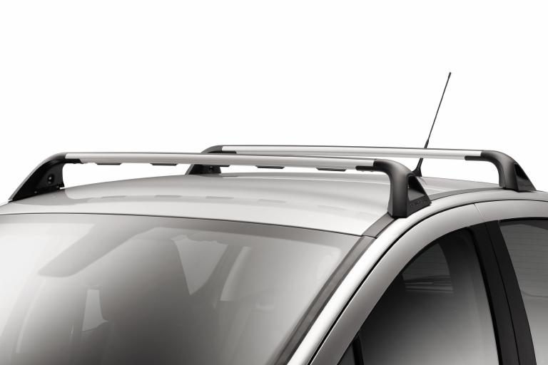 PEUGEOT 308 LOCKABLE ROOF BARS [Hatchback] 1.6 2.0 PETROL & DIESEL GENUINE PARTS