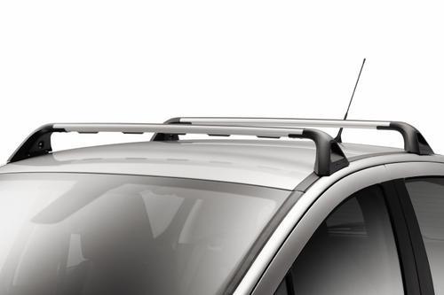 PEUGEOT 308 LOCKABLE ROOF BARS [Hatchback] 1.6 2.0 PETROL & DIESEL GENUINE PARTS Thumbnail 1