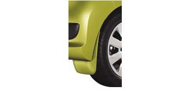 PEUGEOT 207 STYLED MUD FLAPS [SW] SPORTS WAGON GENUINE PEUGEOT ACCESSORY ITEM Thumbnail 1