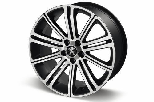 "PEUGEOT RCZ ORIGINAL 18"" ALLOY WHEEL [Fits all RCZ models]  GENUINE PEUGEOT Thumbnail 1"