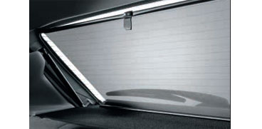 PEUGEOT 206 REAR WINDOW SUN BLIND [3 & 5 door hatchback] GTI HDI XSI NEW!