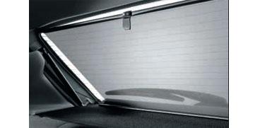 PEUGEOT 206 REAR WINDOW SUN BLIND [3 & 5 door hatchback] GTI HDI XSI NEW! Thumbnail 1
