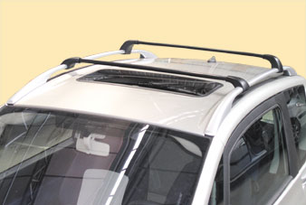 Peugeot 1007 Roof Rail Cross Bars Fits All 1007 Models 1