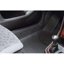 PEUGEOT 307 FRONT RUBBER MATS [Hatchback & estate] 1.6 2.0 XSI HDI GENUINE PARTS Thumbnail 1