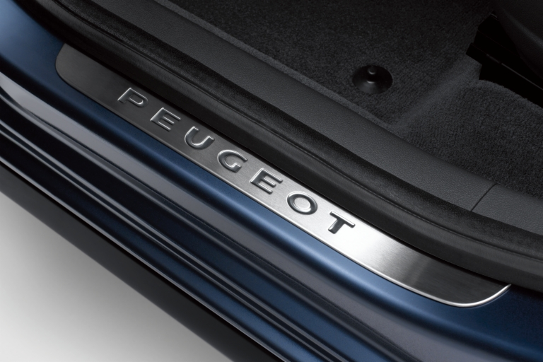 PEUGEOT 5008 SILL GUARDS PROTECTORS STAINLESS STEEL [all 5008 ] 1.6 2.0 HDI